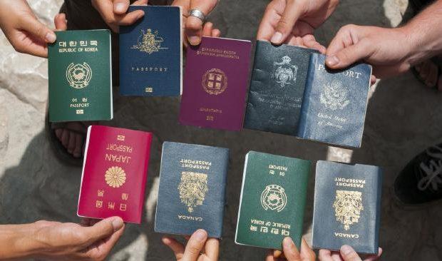 اینفوگرافیک/با ارزشترین پاسپورتهای دنیا