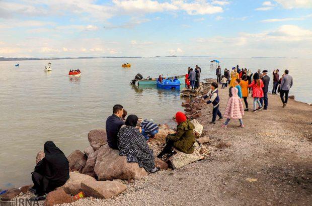 دریاچه ارومیه از کما خارج شد