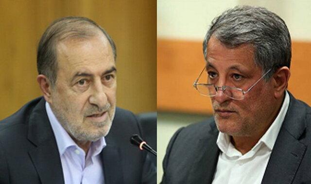 """نامه مشترک هاشمی و الویری به شوراها و شهرداران کشور درمورد لایحه """"مالیات بر ارزش افزوده"""""""