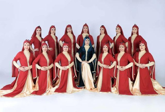 نمایش ملودی با زنان گیلکی به روی صحنه میرود