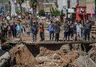 عکس/ عمق فاجعه سیل در پلدختر!