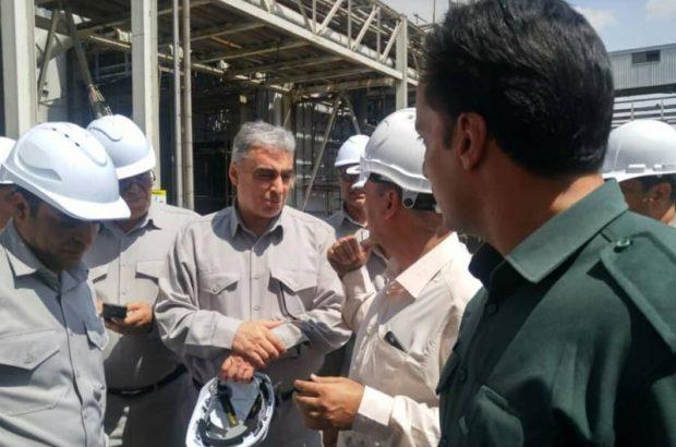 آغاز اجرای طرح توسعه ذوب خاتونآباد/ افزایش ۴۰ هزار تنی ظرفیت تولید آند