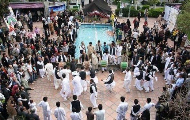 هفته سیستان و بلوچستان از فردا در تهران آغاز میشود