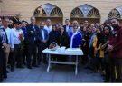 جشن ۲۸سالگی انجمن روماتیسم ستون فقرات ایران در ستاد سمنهای شهر تهران/ گزارش تصویری