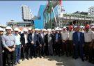 گزارش سفر یک روزه وزیر صمت به آذربایجان شرقی