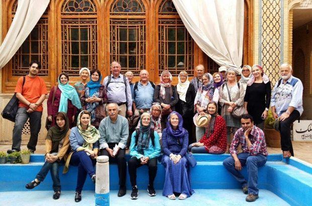 افزایش ۳۰ درصدی صنعت گردشگری ایران