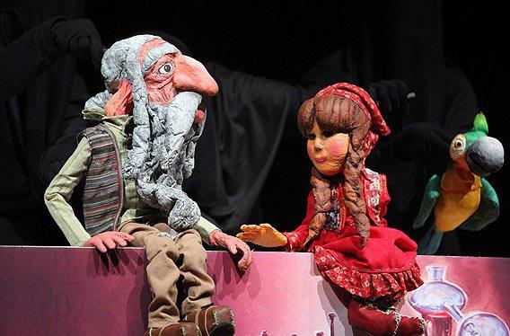 برگزاری نخستین جشنواره بین المللی نمایش عروسکی در شهر میراث جهانی یزد