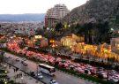 کنترل ورودی های استان فارس و قرنطینه شدن افراد مشکوک به کرونا