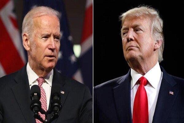 افزایش حمایت از جو بایدن در انتخابات ریاست جمهوری آمریکا