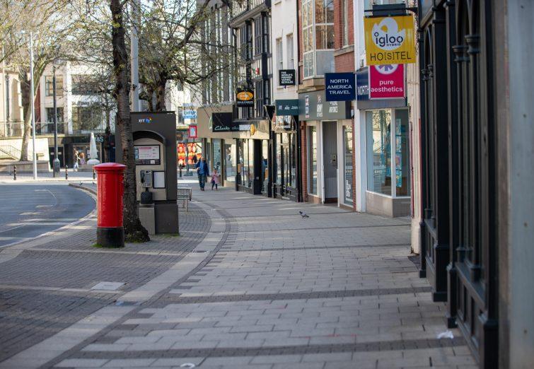 گزارش تصویری از انگلستان بعد از قرنطینه به دلیل بحران کرونا