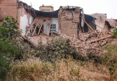 تخریب خانه موسیقدان بزرگ زنده یاد پرویز مشکاتیان در شهر نیشابور