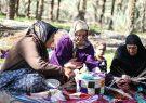 توانمندسازی زنان روستای «طلحه» با یک هنر دستی برگرفته از برگ و بار نخل ها