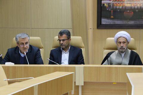 رتبه اول کشوری  استان فارس در نشستهای علمی مشورتی شورای فرهنگ عمومی