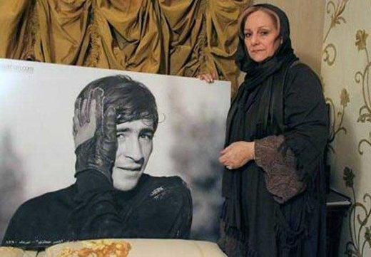 پیام همسر ناصر حجازی درباره فیلم منتشر شده در فضای مجازی/عکس