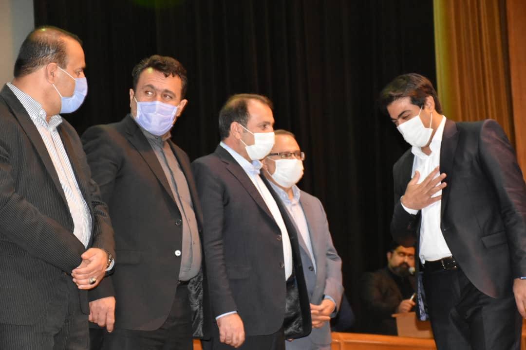 رییس سازمان صنعت، معدن و تجارت استان فارس مدیر نمونه استانی شد