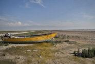 تبدیل خلیج گرگان به منبع گردوغبار محلی در صورت خشک شدن