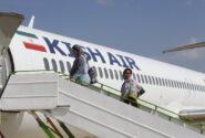 پرواز مستقیم از گرگان به آکتائو برقرار شد